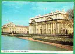 Cte - 70  -  The Royal Naval - Greenwich - Altri