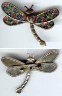 Bijoux-broche_13_Libellule-Dragonfly-Libelle - Broches
