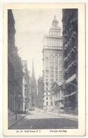 Gillender Building, Wall Street, N.Y. - 1910 - Wall Street