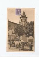 AINHOA (BASSES PYRENEES) 39 LE PAYS BASQUE ATTELAGE (DE BOEUFS) BASQUE - Ainhoa