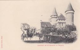 26P - 24 - Puymartin - Dordogne - Le Château (en Périgord) - France