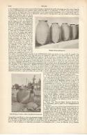LAMINA ESPASA 8469: Tinajas De Portugal Y De Los Tuareg - Otras Colecciones