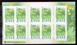 ALAND  Timbres Neufs ** De 1999  ( Ref 3446 )  Fleurs - Aland