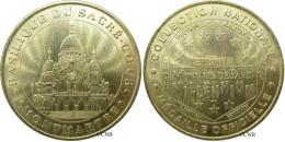France - Médaille MDP - Paris (75) - Montmartre Basilique Du Sacré-Coeur - 2001 - Méd0014 - Monnaie De Paris