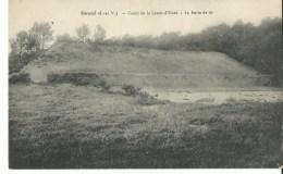 35 Gosnée Camp De La Lande Louée Butte De Tire - France