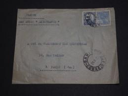 BRESIL - Enveloppe De Bahia Pour La France Par Avion En 1940 - A Voir - L 52 - Storia Postale