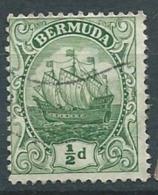 Bermudes - Yvert N°39  Oblitéré  1 Dent Courte  - Az22802 - Bermuda