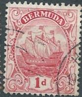 Bermudes - Yvert N°40 Oblitéré   - Az22804 - Bermuda