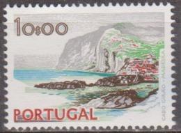 PORTUGAL -1972 - 1974, Paisagens Monumentos (1.º 2.º 3.º 4.º Grupos)  Emissão Base  10$00 (*)  MNG (1972)  Afi  Nº 1142 - 1910-... Republik