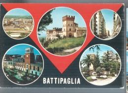 BATTIPAGLIA ,VEDUTE DIVERSE.,VIAGGIATA .1971-FG-A1397-T-- - Battipaglia