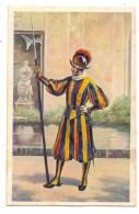 VATICAN - Guardia Svizzera, Tenuta Di Mezza Gala - Vatikanstadt