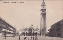 Italy Venezia Piazza San Mrco
