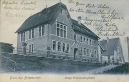DE BERGNEUSTADT / Königl. Präparanden-Anstalt / - Bergneustadt