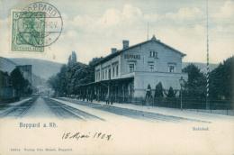 DE BOPPARD / Bahnhof / - Boppard