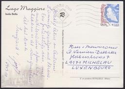 2004 - ITALIA - Card + Y&T 2702 (Antonio Di Puccio Pisano) + NOVARA CMP - 6. 1946-.. Repubblica
