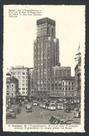 CPA - ANVERS - ANTWERPEN - Les Torengebouwen - - Tram  // - Antwerpen