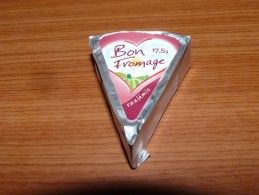Cheese Queso Kase Label Etikette Etiqueta Hungary Bon Fromage Salami - Quesos