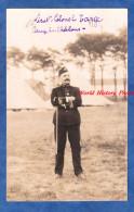 CPA Photo - CAMP De CHALONS - Portrait Du Lieutenant Colonel TARGE - 1910 - Photographie Léon Galien - Unclassified