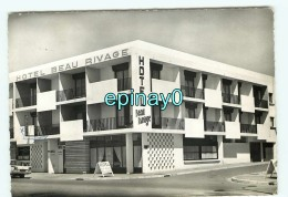 Br - 17 - ROYAN - Hotel Beau Rivage Au 9 Esplanade De Foncillon - édition Diot - RARE - Royan