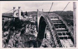 France, Pont De La Caille En Construction (746) - France