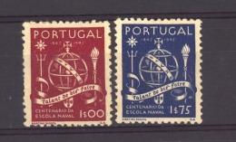 05336 -   Portugal :  Yv  673-74  * - 1910-... Republic