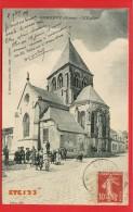 Corbeny - Aisne - L'église - Enfants - Autres Communes