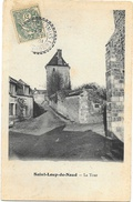 Saint-Loup-de-Naud NA1: La Tour 1907 - France
