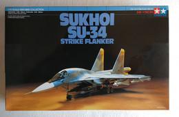 Sukhoi SU-34  Strike Flanker  1/72  ( Tamiya ) - Airplanes