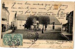 CPA Meung Sur Loire - Place De La Haute-Croix (271293) - Unclassified