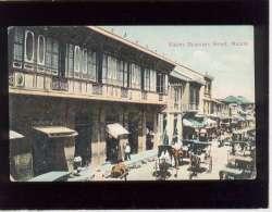 Native Business Street Manila édit. Mc Cullough , Animée Animation - Filipinas