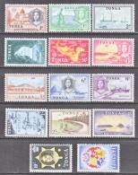 TONGA  100-13   * - Tonga (...-1970)