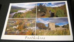 United Kingdom Scotland Perthshire Multi-view - 90833 Lyrical Scotland - Used - Perthshire