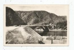 Cp, 08 , LAIFOUR , Les DAMES DE MEUSE Et Le Nouveau Pont De 97 M. De Portée , Vierge , Ed : C.A.P. N° 29 - France