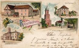 67 BAS RHIN - RITTERSHOFEN - Frankreich