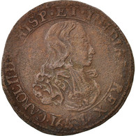 Pays-Bas, Token, Belgium, Charles II, Bruxelles, Bureau Des Finances, 1681 - Paesi Bassi