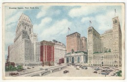 Pershing Square, New York City - Places & Squares