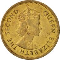 Hong Kong, Elizabeth II, 10 Cents, 1975, SUP, Nickel-brass, KM:28.3 - Hong Kong
