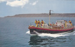 ST MARYS, ISLE OF SCILLY LIFEBOAT - Scilly Isles
