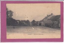 58.-  AUNAY .- Route De Savenay - Otros Municipios