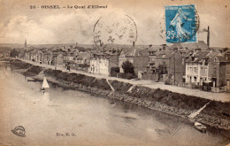 CPA OISSEL - LE QUAI D'ELBEUF - France