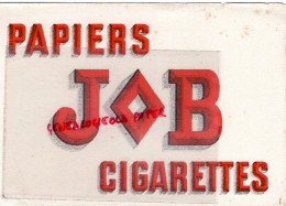 BUVARD  PAPIERS JOB CIGARETTES - TABAC CIGARETTE - Tabac & Cigarettes