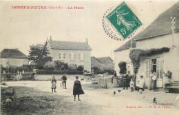 21 - COTE D'OR - Bonnencontre - Place - France