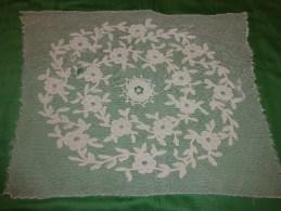 Piece De Tulle Beau Decor 38x32 Cm- - Bed Sheets