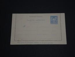 FRANCE - Entier Postal Type Sage Carte Lettre - A Voir - L 56 - Postal Stamped Stationery