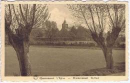 BELGIQUE - QUAREMONT - L'Eglise - KWAREMONT - De Kerk - Other