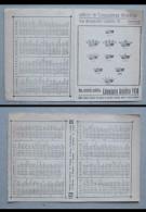Calendario Araldico 1938 -  Ufficio Di Consulenza Araldica - Firenze - Calendari