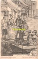 CPA ILLUSTRATEUR E. ZICKWOLFF LE VIEUX LIEGE QUARTIER ANCIEN EMBARQUEMENT AUX REMPARTS EXPOSITION 1905 - Expositions