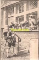 CPA ILLUSTRATEUR ALFRED LEJEUNE LE VIEUX LIEGE L'EXPOSITION DE 1905 - Expositions