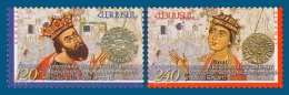 Armenia 2013 Mih. 869/70 Armenian Kingdom Of Cilicia MNH ** - Armenien