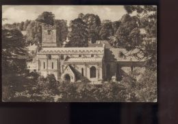 T272 BIBURY CHURCH - Inghilterra